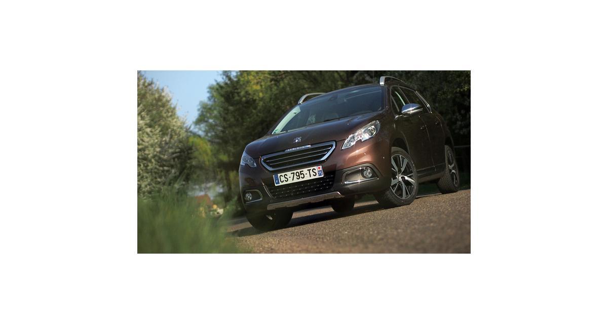 Peugeot 2008 : nouvelle version 1.2 e-VTi 82 ETG5