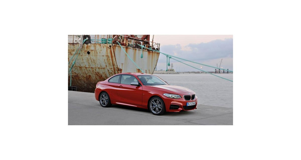 BMW Série 2 : les photos officielles