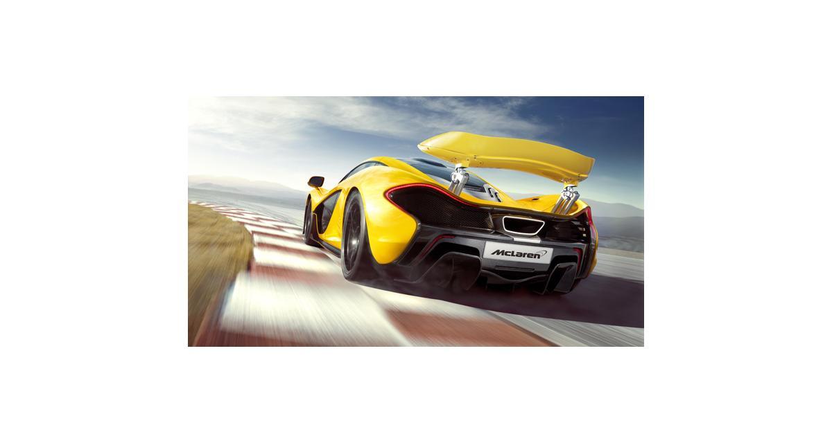 McLaren P1 : la plus rapide sur le Nürburgring ?