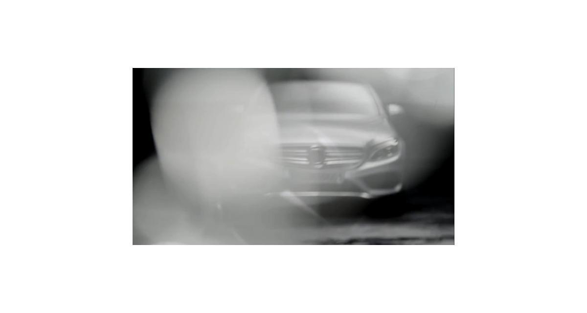 La Mercedes Classe C 2014 en approche