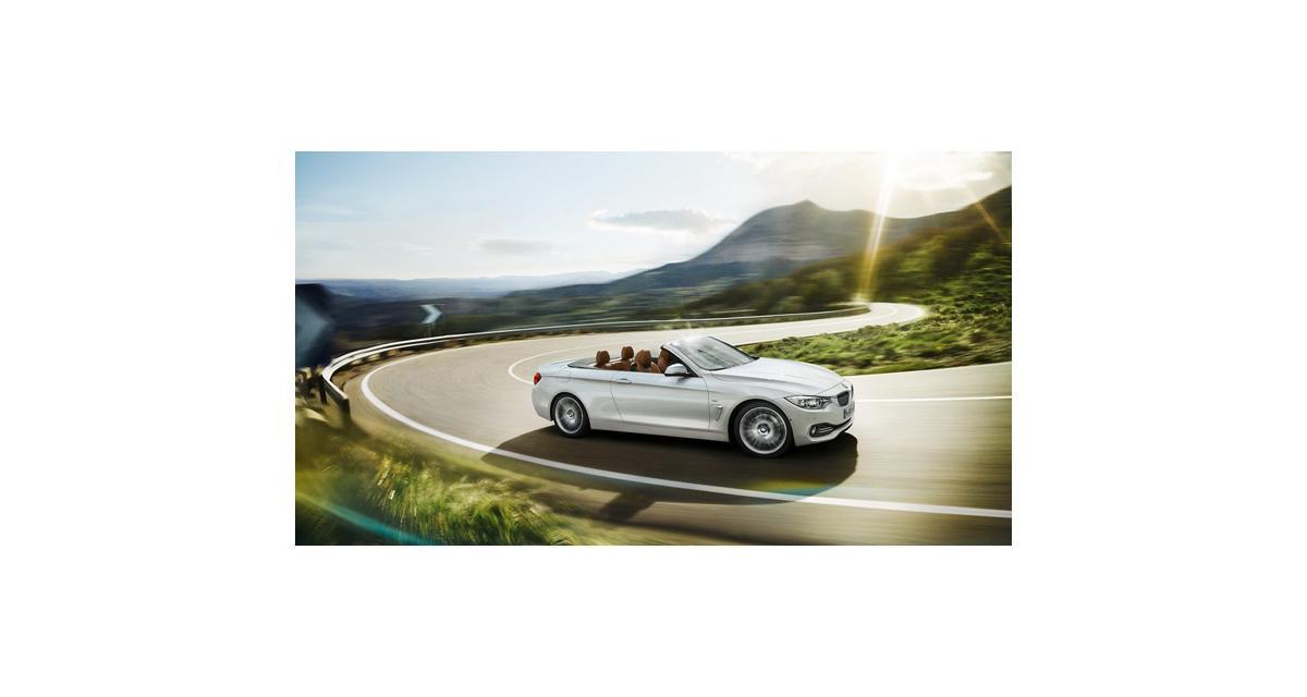 BMW Série 4 : et maintenant, le cabriolet