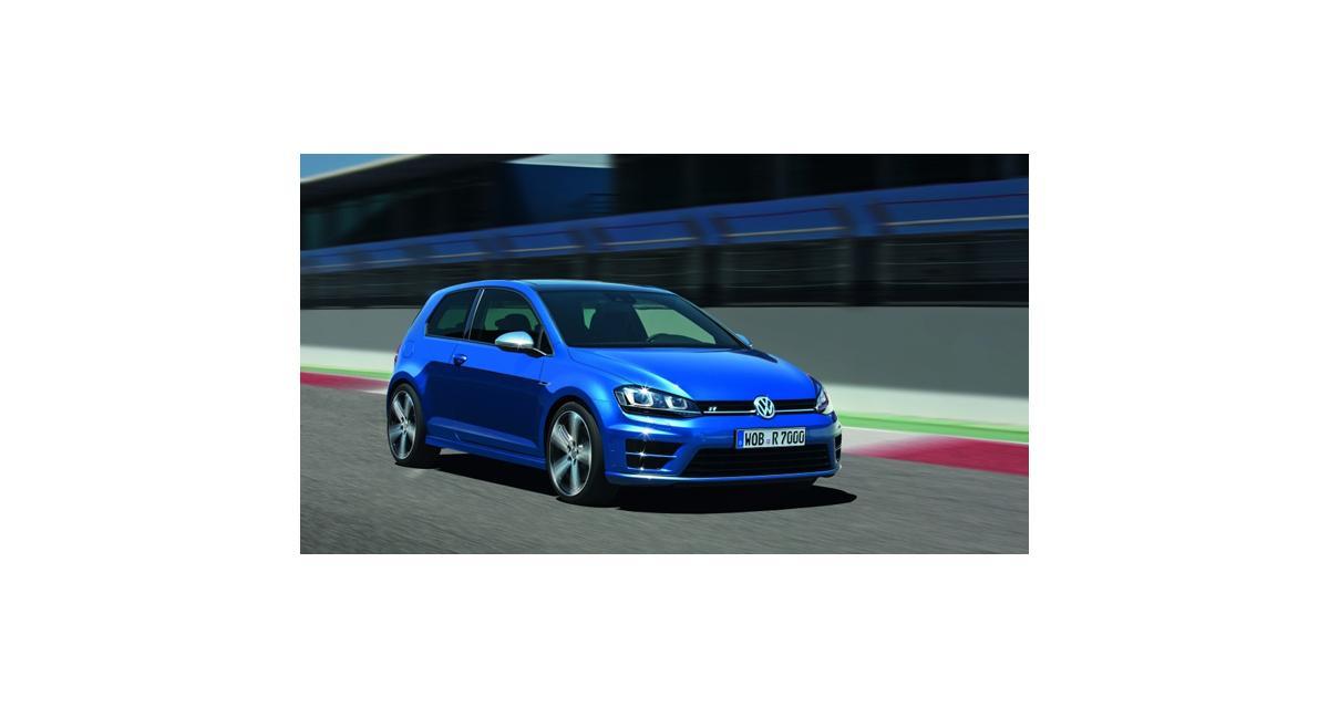 Volkswagen Golf R : à partir de 40 700 euros