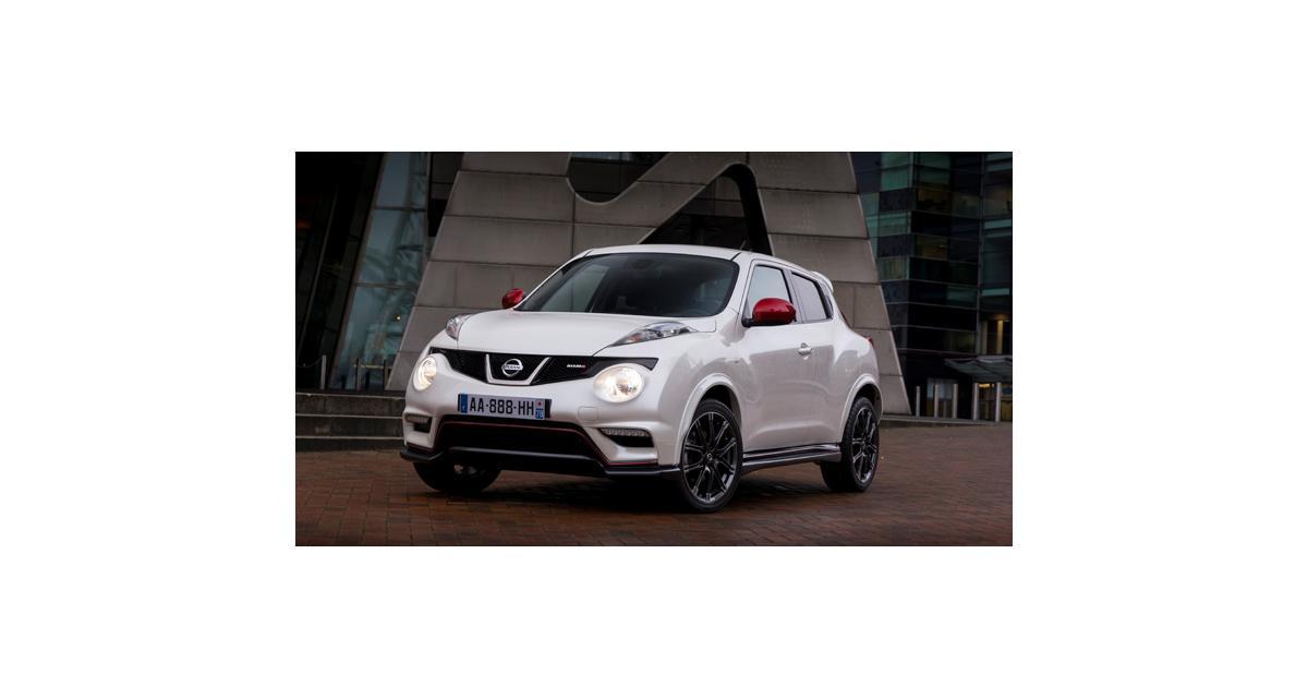 Nissan : le Juke Nismo RS présenté à Los Angeles