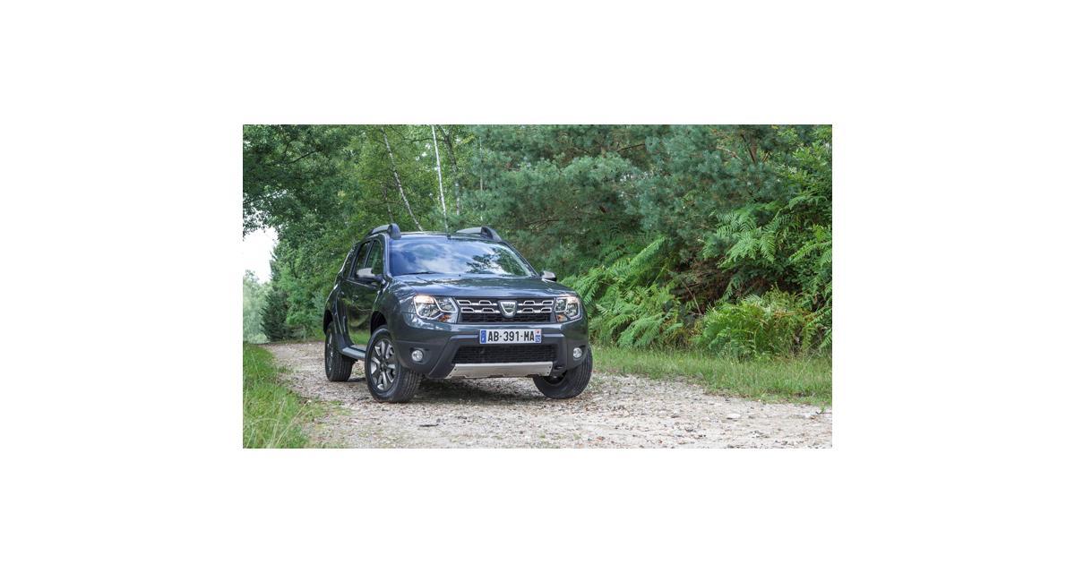 Dacia Duster restylé : toujours une affaire