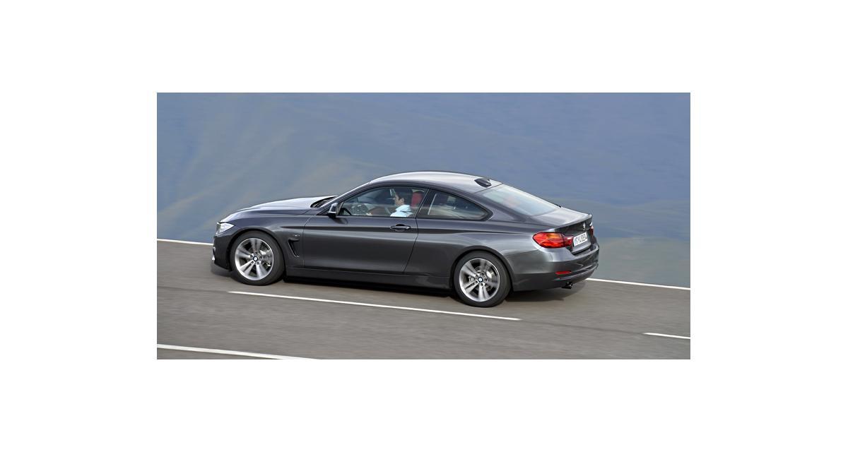 Nouvelle BMW Série 4 : notre vidéo exclusive