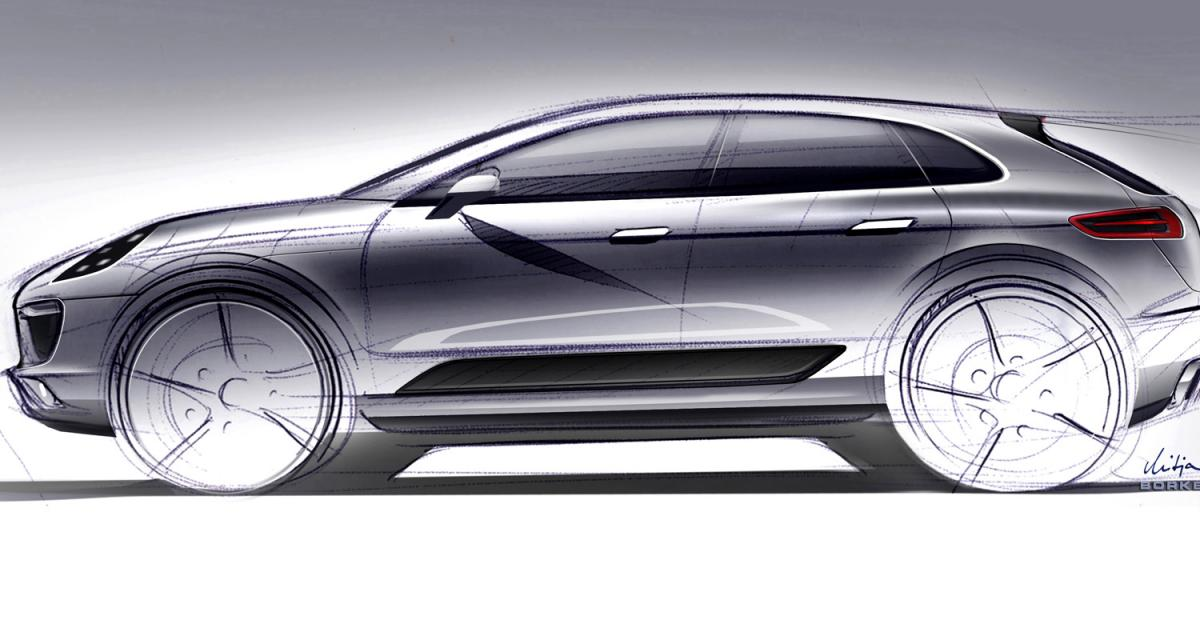 Porsche Macan : les motorisations