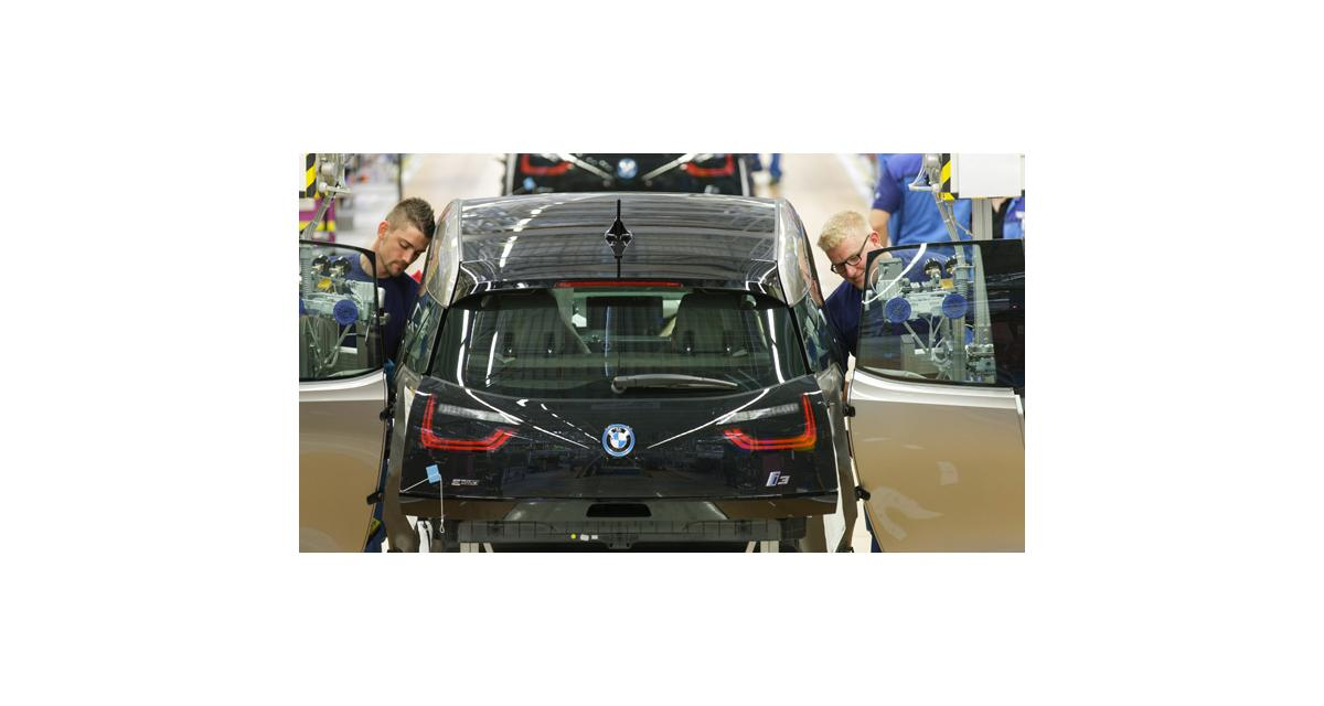 BMW i3 : la production démarre