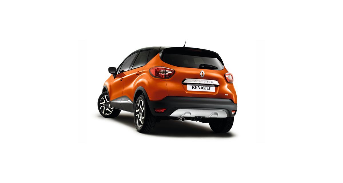 Renault Captur : série limitée Arizona