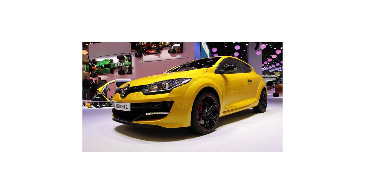 En direct de Francfort : Renault Mégane restylée