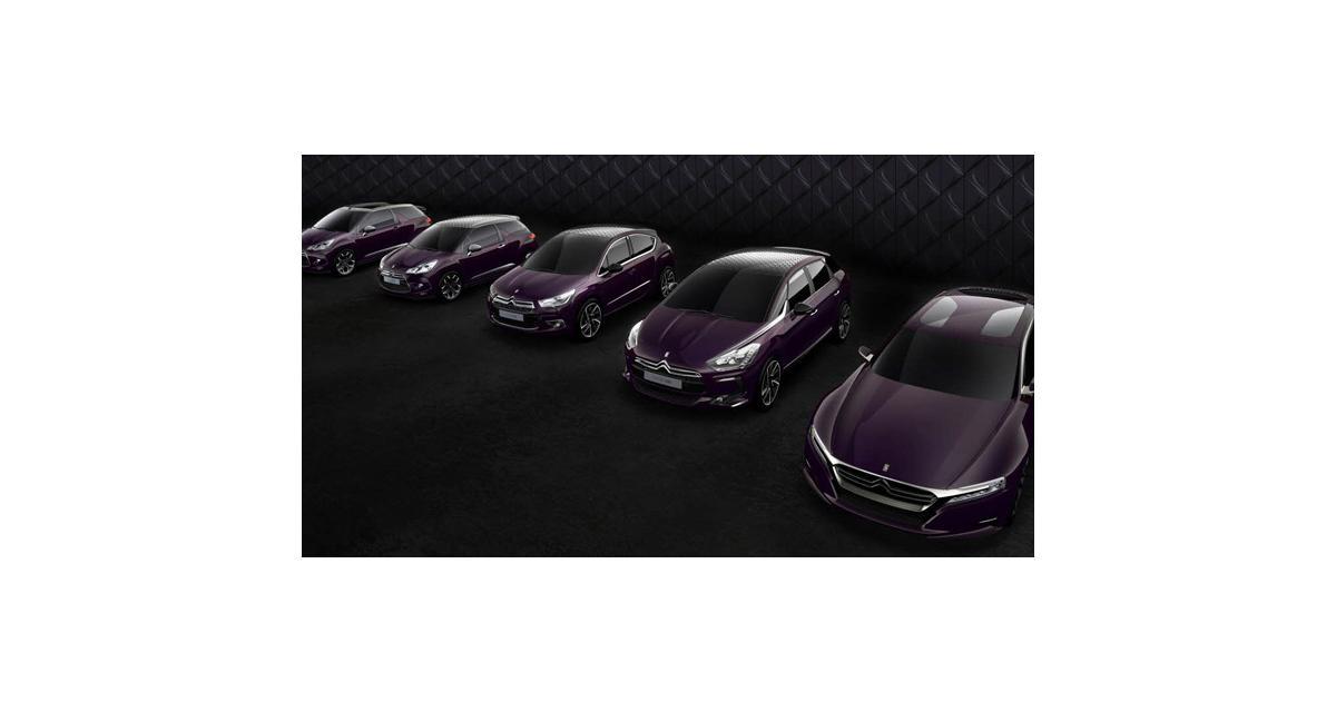 Citroën DS Faubourg Addict : hommage au concept car Numéro 9