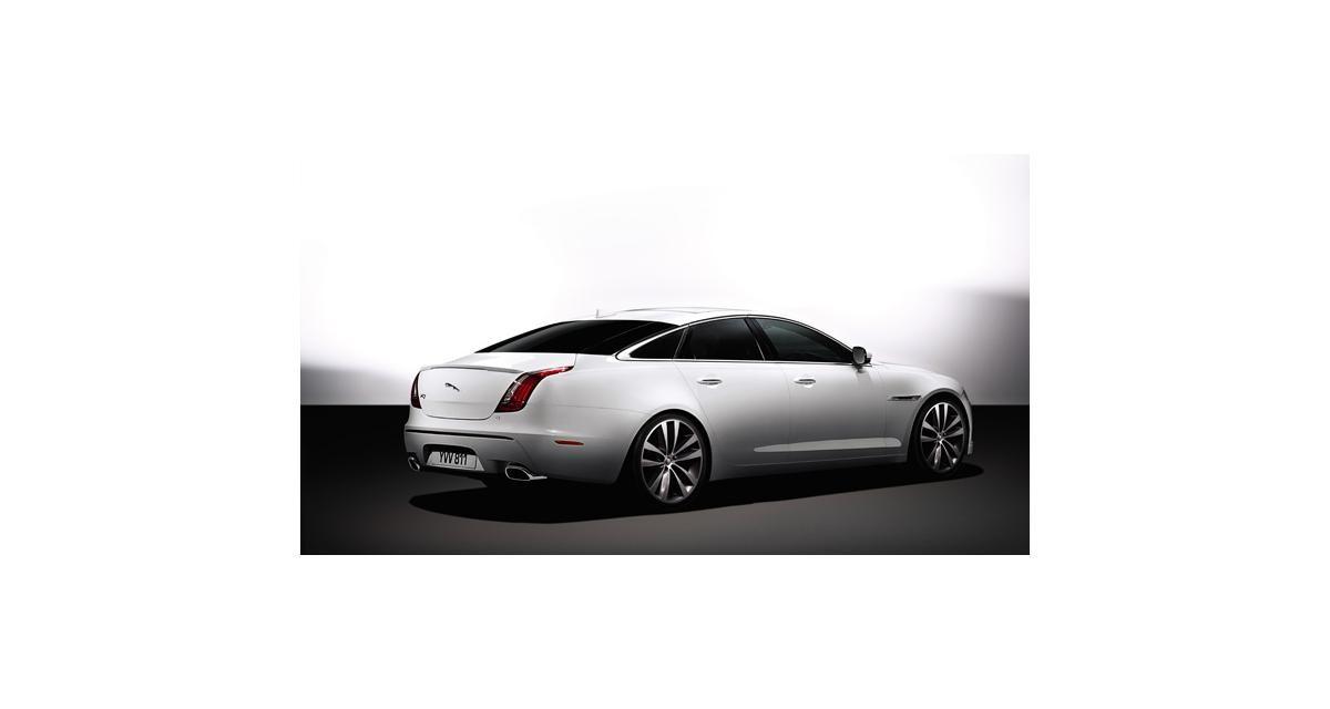 Jaguar XJ : une gamme retouchée pour 2014
