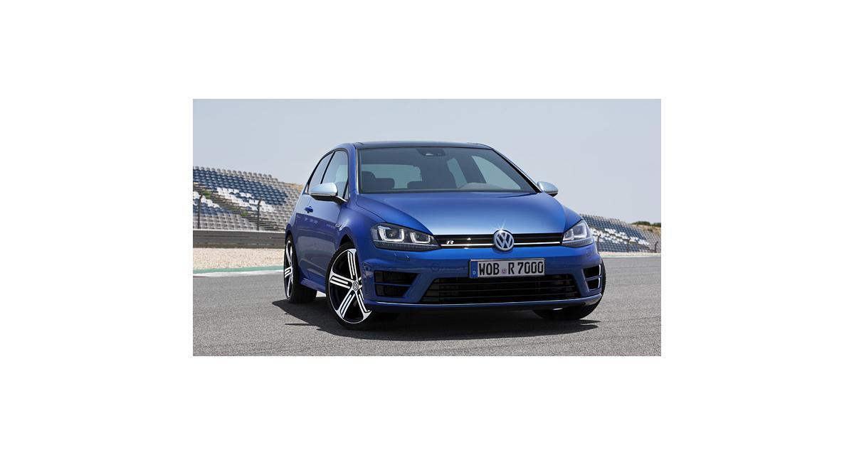 Volkswagen Golf R : toutes les infos, toutes les photos