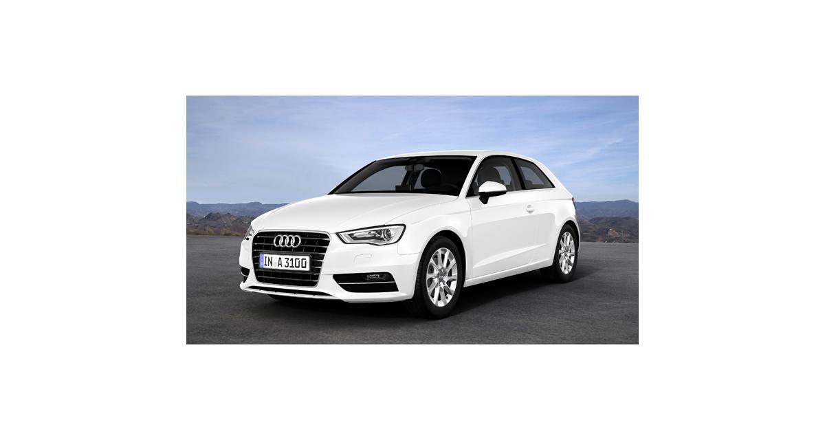 Audi A3 ultra : nouveau label écolo pour les anneaux