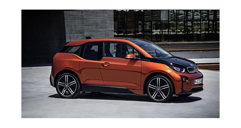 BMW i3 : toutes les infos et photos officielles