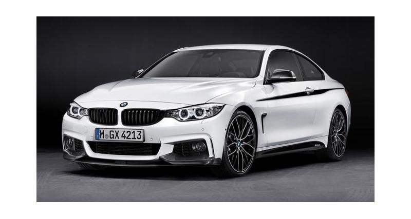BMW M4 : direction Pebble Beach