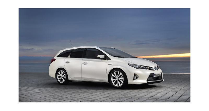 Toyota Auris Touring Sports : tous les prix de la gamme