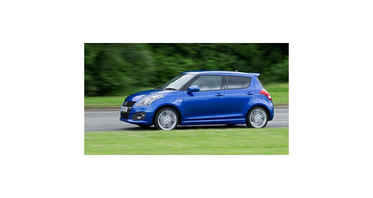 Suzuki Swift : la Sport désormais en 5 portes