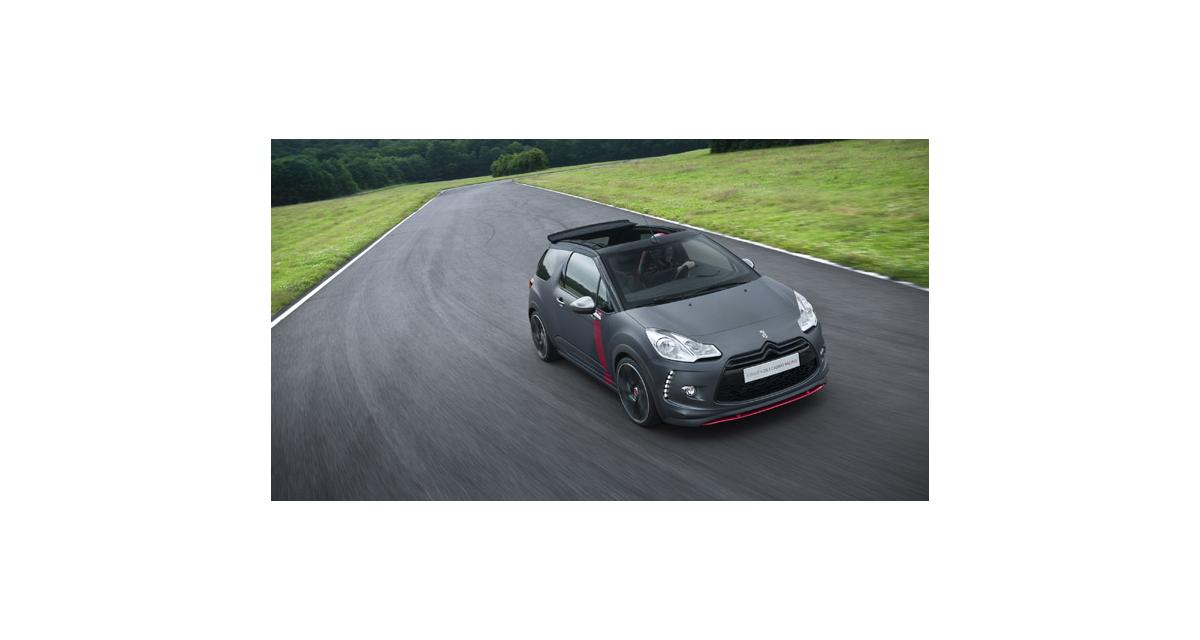 Citroën DS3 Cabrio Racing : GTI de plein air