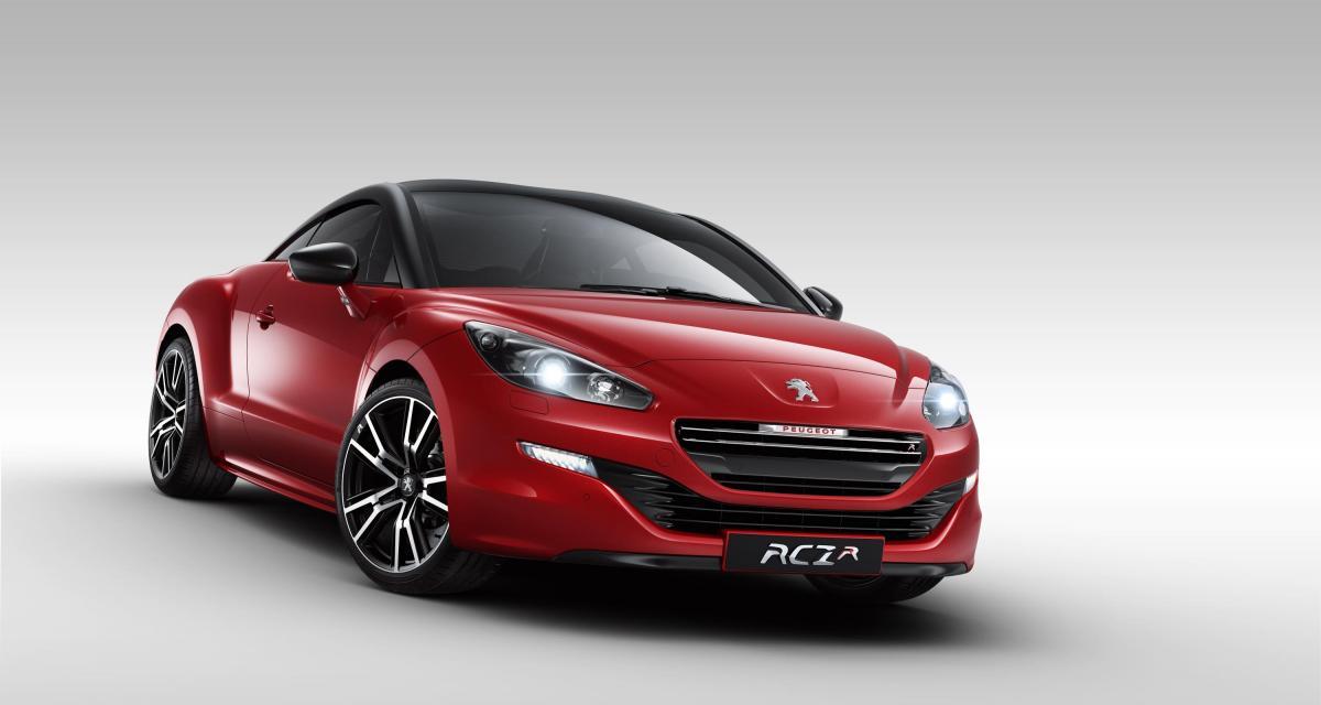 Peugeot RCZ-R : toutes griffes dehors à Goodwood