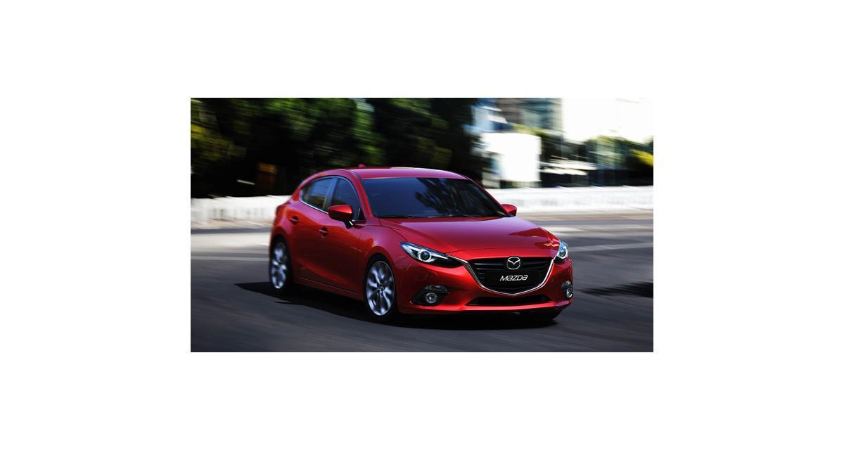Nouvelle Mazda3 : les photos officielles, la fiche technique