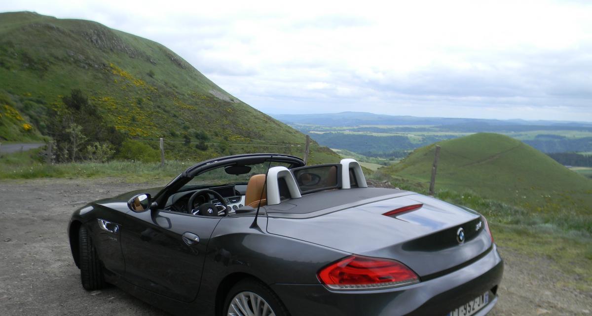 BMW Z4 restylé (2013) : la gamme, les prix