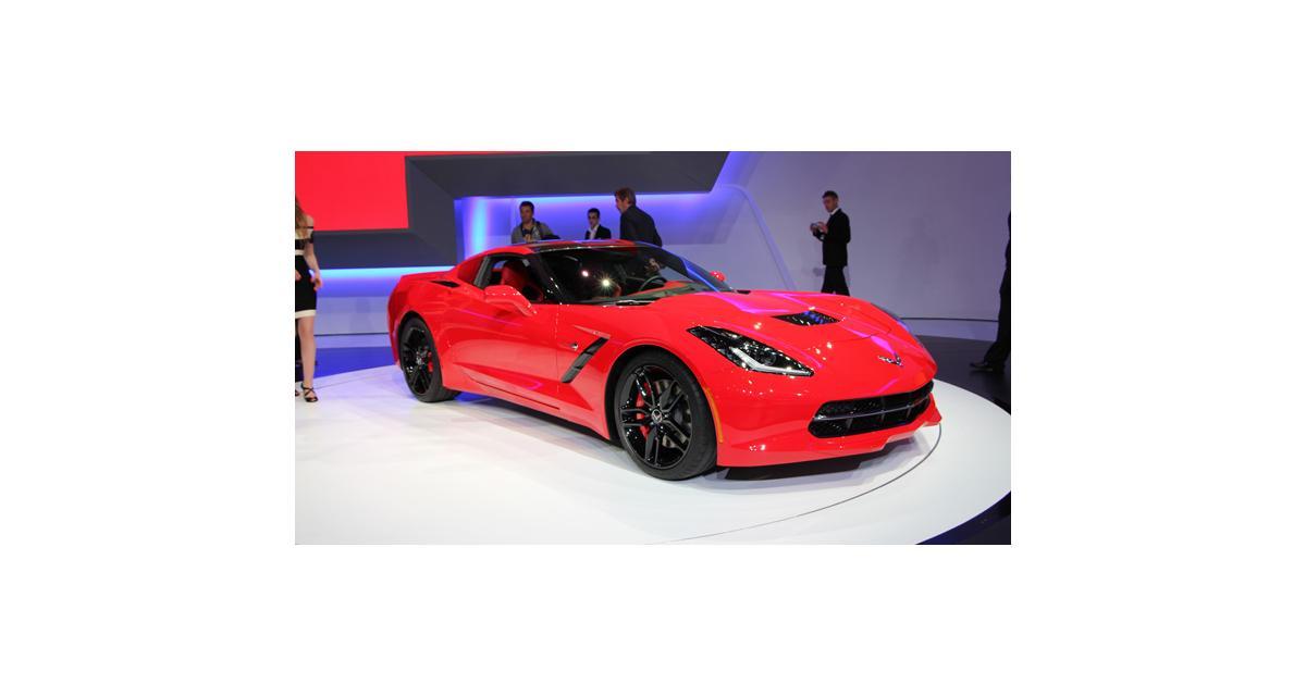 Chevrolet Corvette Stingray : à partir de 69 900 €