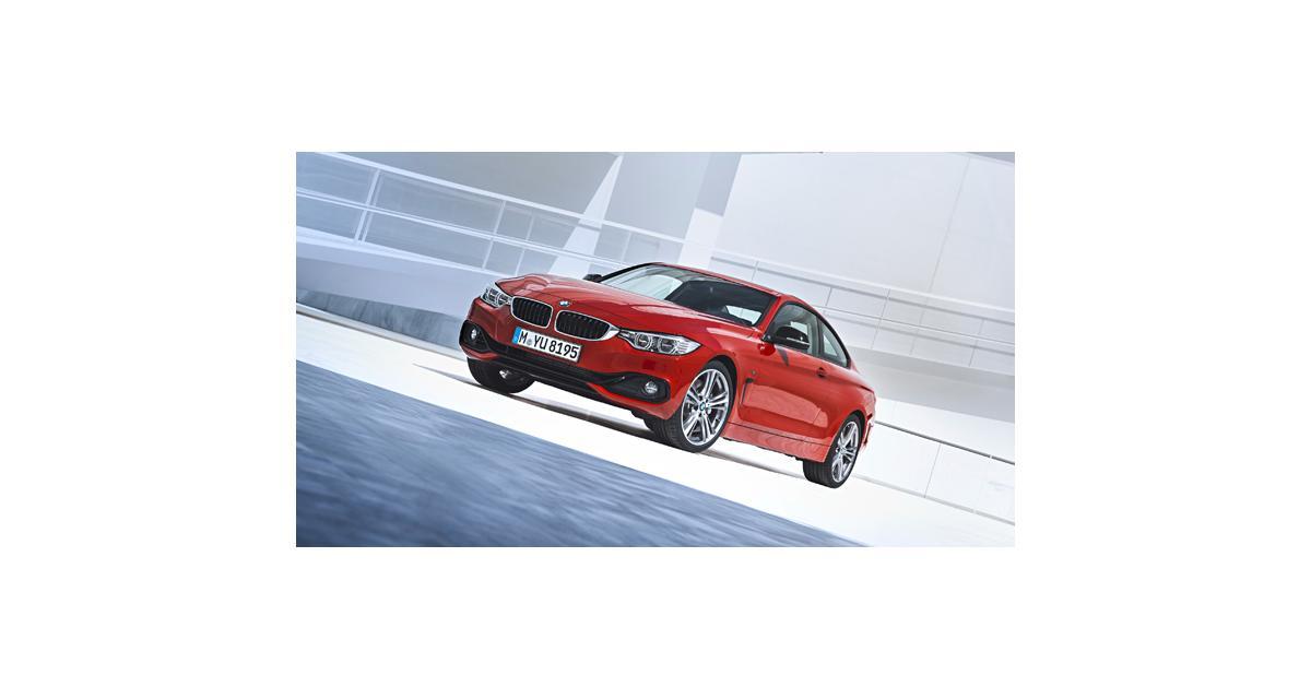 BMW Série 4 : toutes les infos