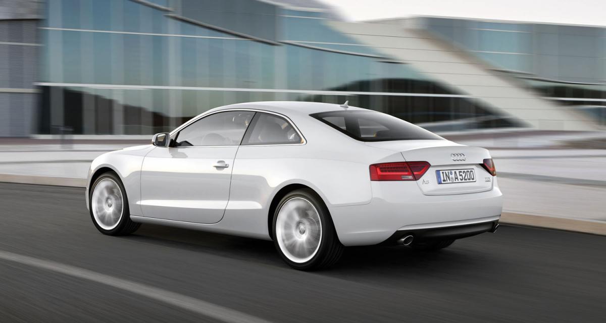 Audi A4 et A5 : nouveau moteur 2.0 TFSI