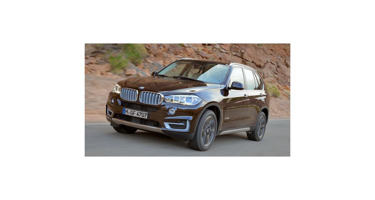 BMW X5 III : génération anguleuse