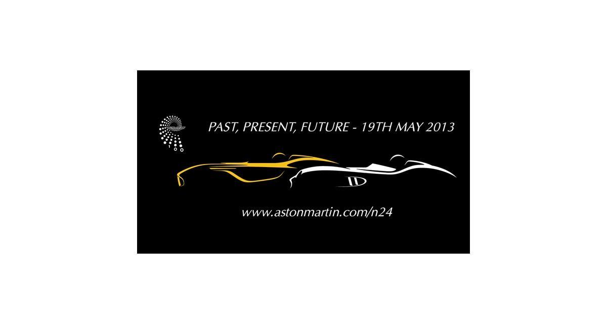 Aston Martin : une barquette V12 pour le centenaire