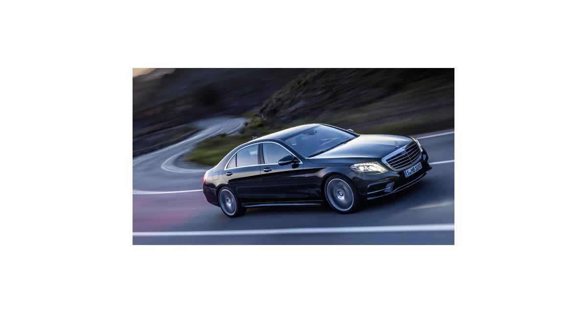 Mercedes Classe S 2013 : l'état de l'art