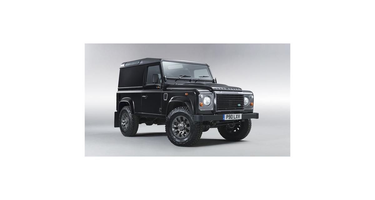 Land Rover Defender LXV : toujours d'attaque