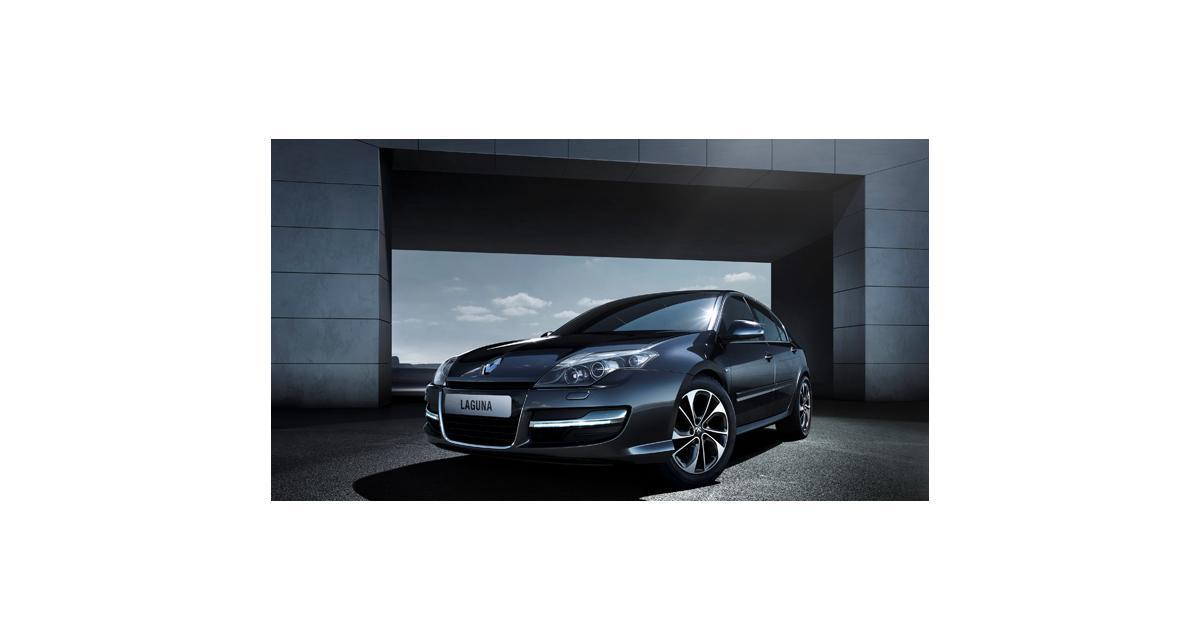 Renault Laguna Collection 2013 : tous les prix des Berline, Estate et Coupé