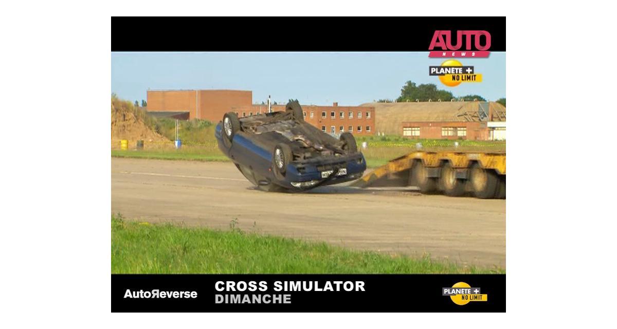 Zapping : Camaro Hot Wheels, Grosjean et Big Jump