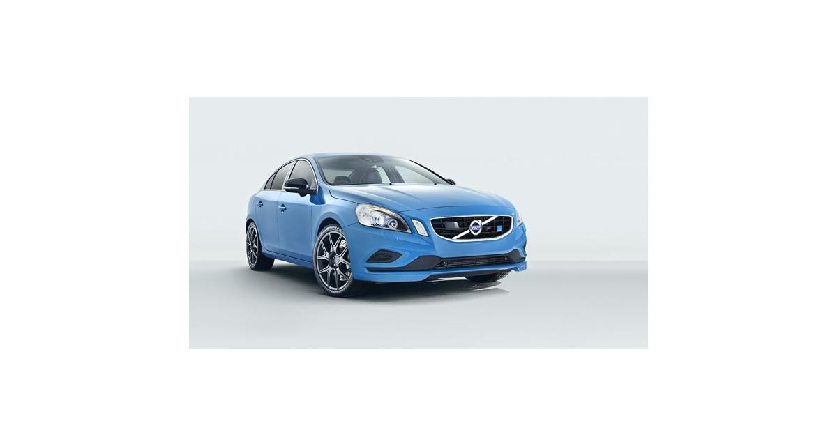 La Volvo S60 Polestar arrive en production