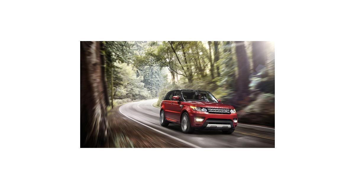 New York 2013 : Range Rover Sport II