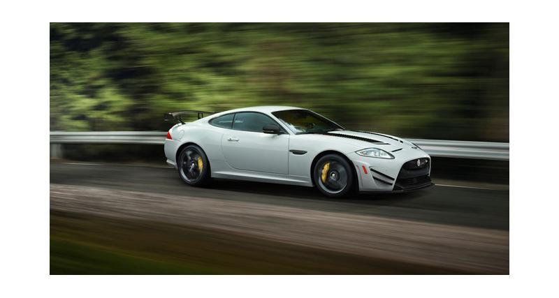 Jaguar XKR-S GT : prédateur sur la piste