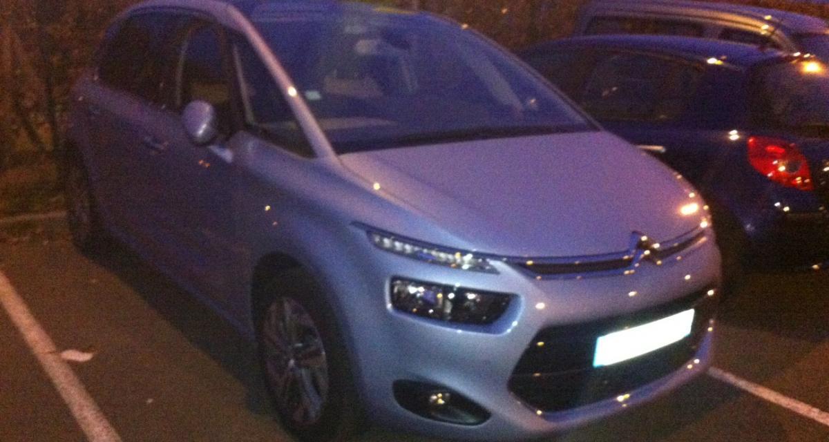 Citroën C4 Picasso : nos photos exclusives du nouveau Picasso