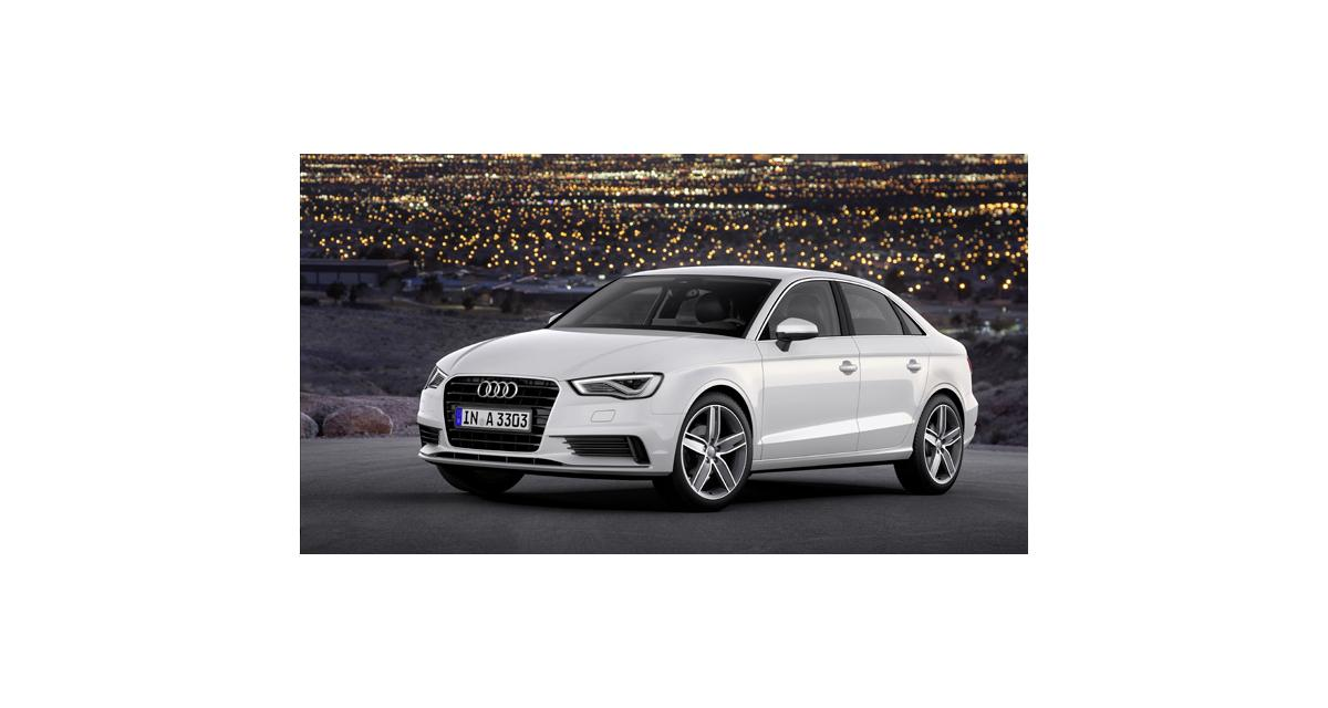 Audi A3 berline : les poupées russes