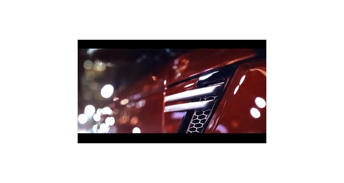 Range Rover Sport 2013 : le teaser