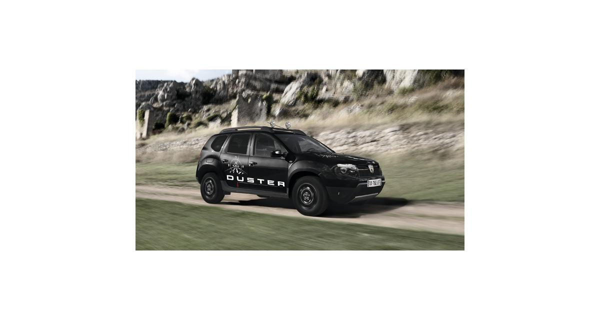 Dacia Duster : série limitée Aventure et le plein d'équipements