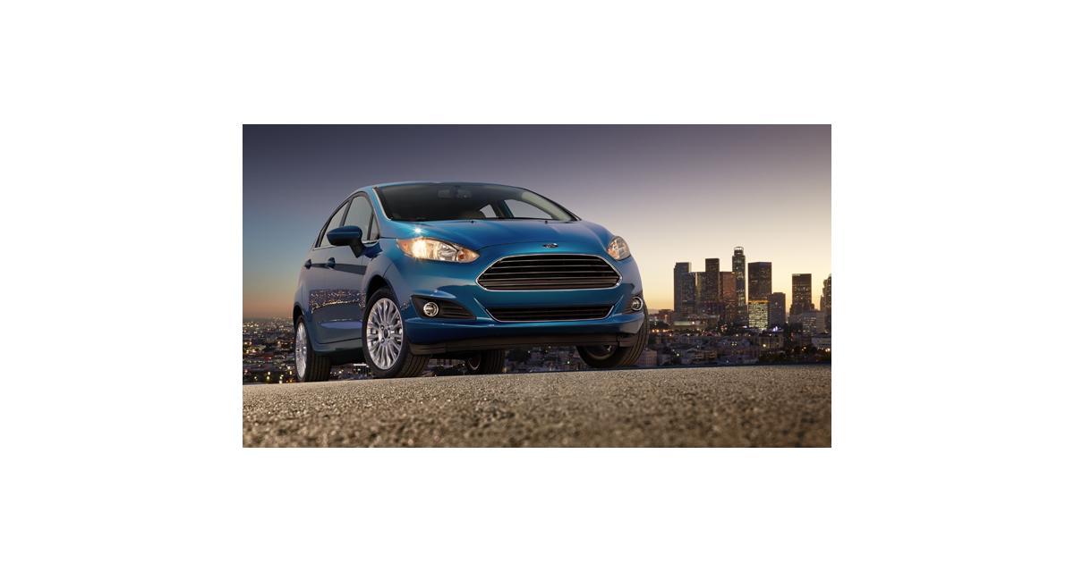 Nouvelle Ford Fiesta : digne héritière
