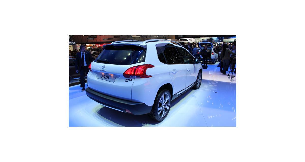 Peugeot 2008 : la gamme de prix et de moteurs dans le détail