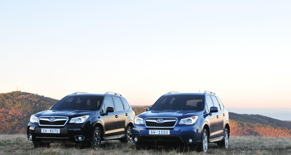 Prix du nouveau Subaru Forester en France : à partir de 29 900 €