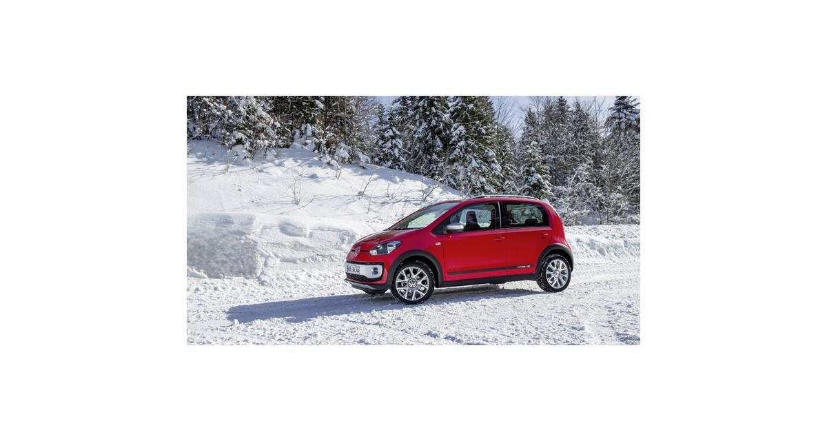 Genève 2013 : Volkswagen Cross Up