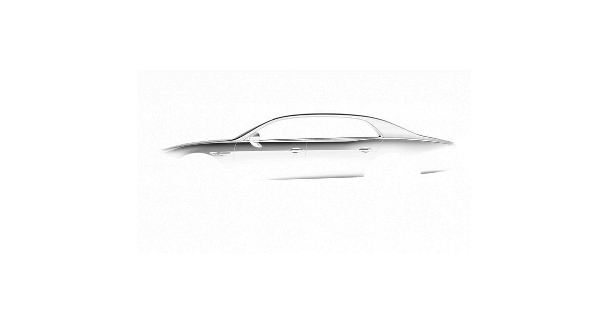 Bentley Flying Spur : une nouvelle berline pour Genève ?