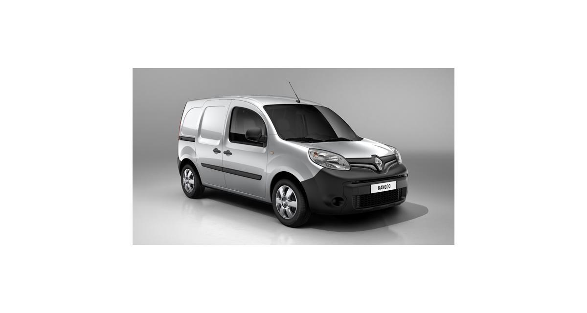Renault Kangoo Express : trois places et du style pour 2013