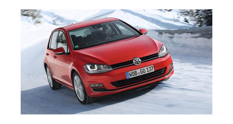 Volkswagen Golf VII 4Motion : compacte tout-temps