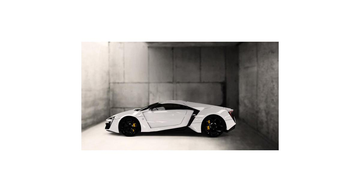 Lykan Hypersport : la supercar libanaise