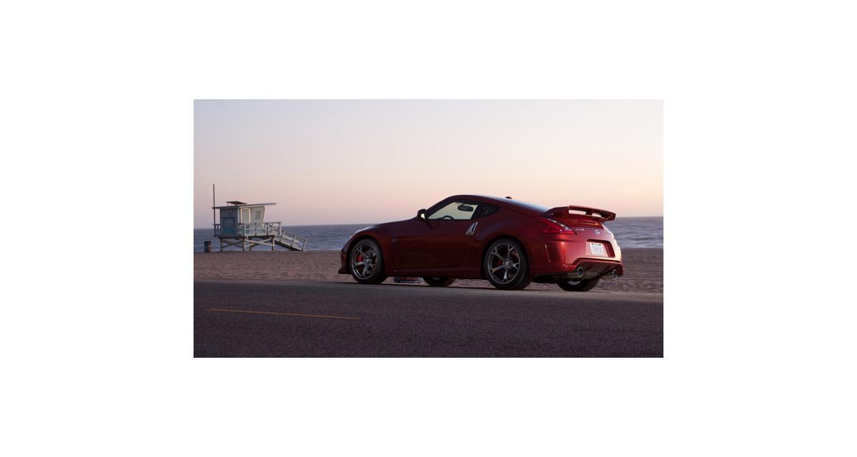 Nissan 370Z Nismo : en Europe dès la fin de l'année 2013